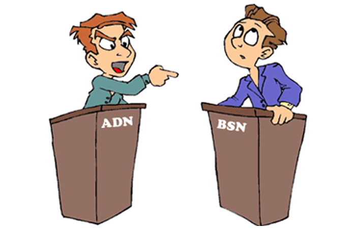 Adn Vs Bsn The Big Debate