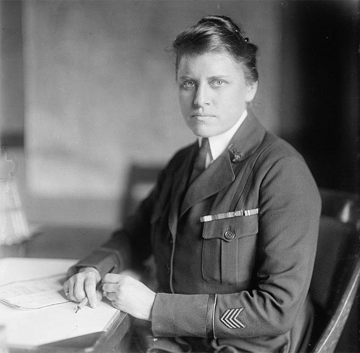 Julia Stimson