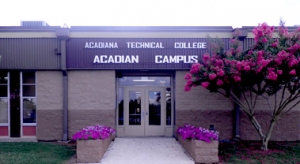 Acadiana Technical College - Crowley