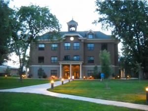 Whitman college, located in walla walla, washington, was originally founded as a seminary